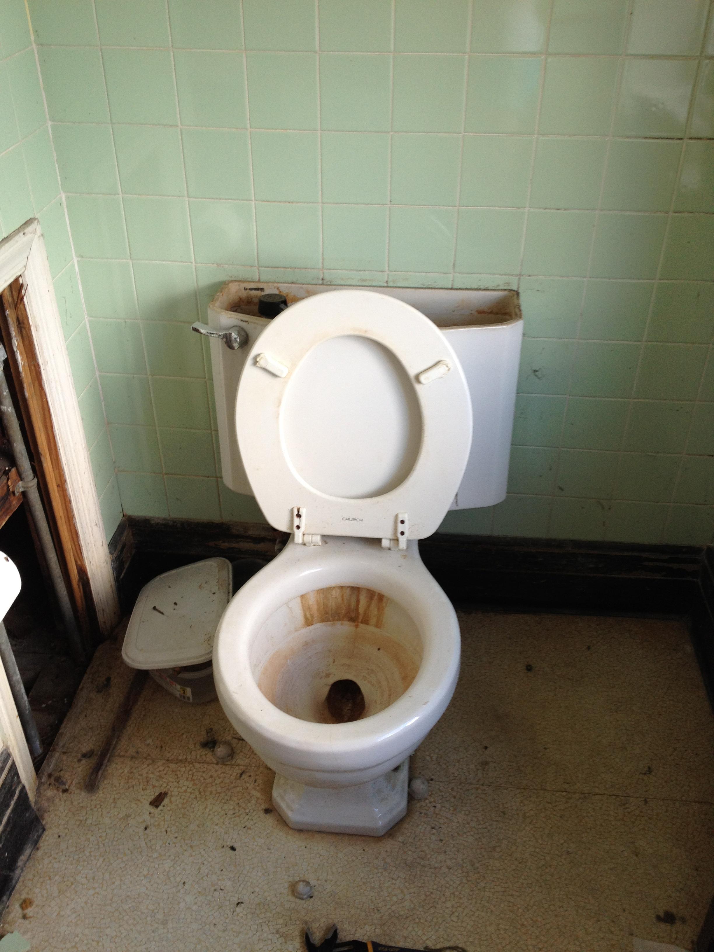 Dirty bathroom signs - Yeeeaaah And